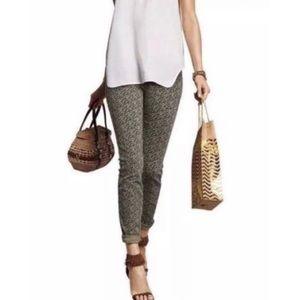 Cabi Ditsy Skinny Jeans